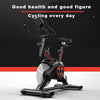 Silent Indoor Fitness Spinning Bike Maximum load 330lbs