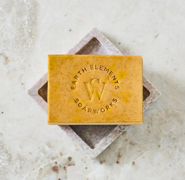 Tumeric & Carrot with Honey Soap Bar