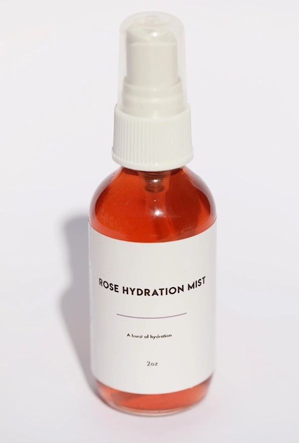 2oz Rose Hydration Mist