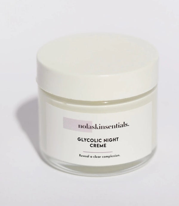 2oz Glycolic Night Creme