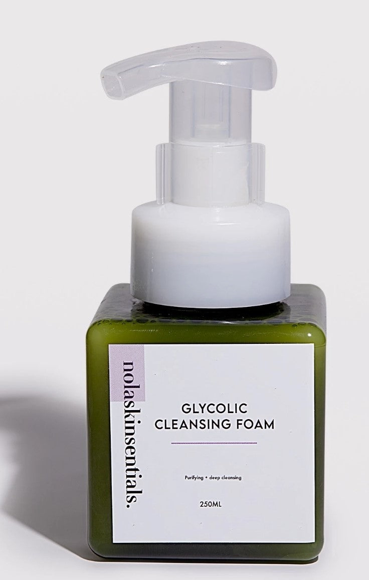 8.5oz Glycolic Cleansing Foam