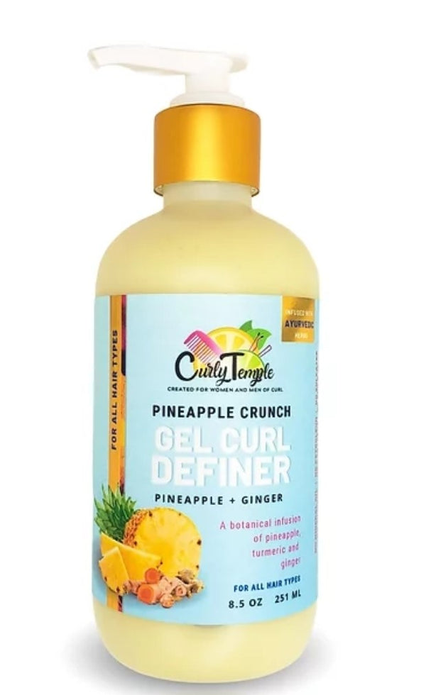 8.5oz Pineapple Crunch Gel Curl Definer