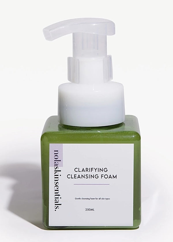 8.5oz   Clarifying Cleansing Foam