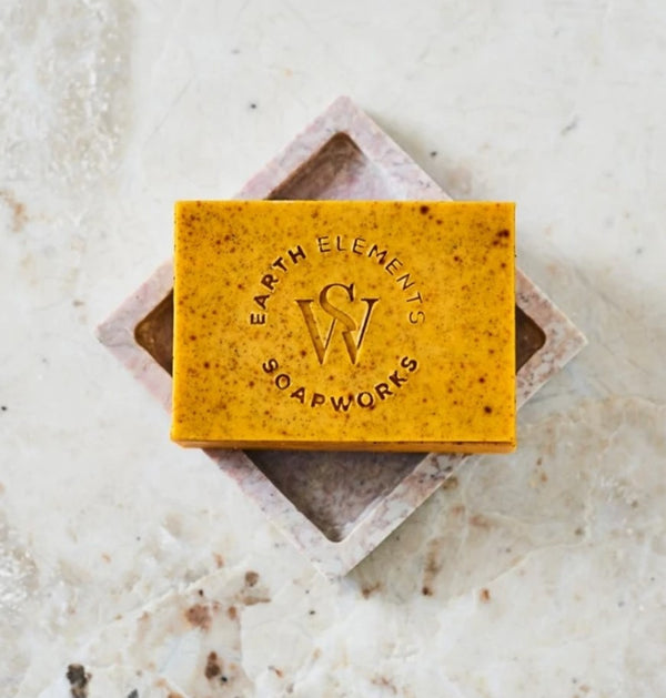 Bergamot & Sweet Orange with Annatto Soap Bar