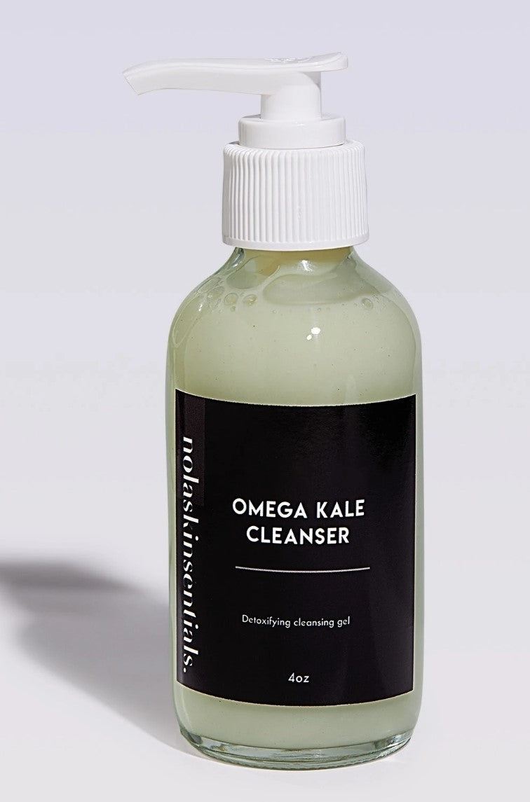 4oz Omega Kale Facial Cleanser