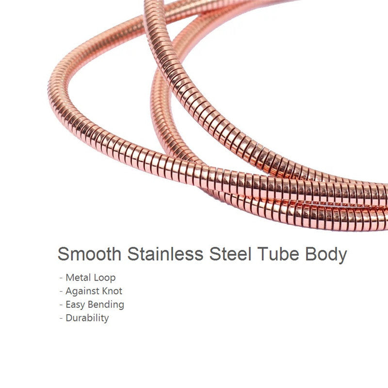 Stainless Steel Charging Cable