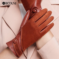 BOOUNI Genuine Leather Gloves