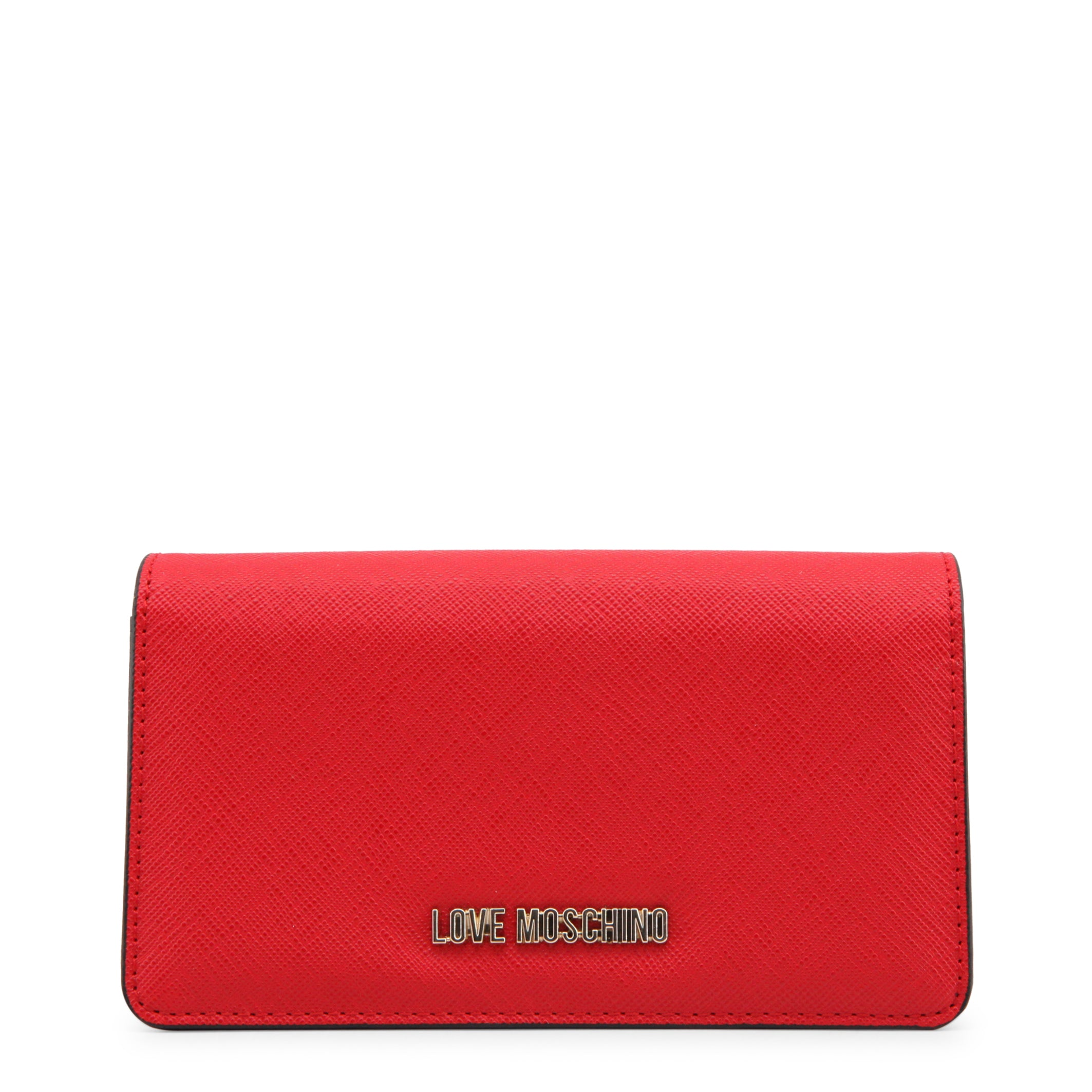 Love Moschino - SNAP RECTANGLE WALLET