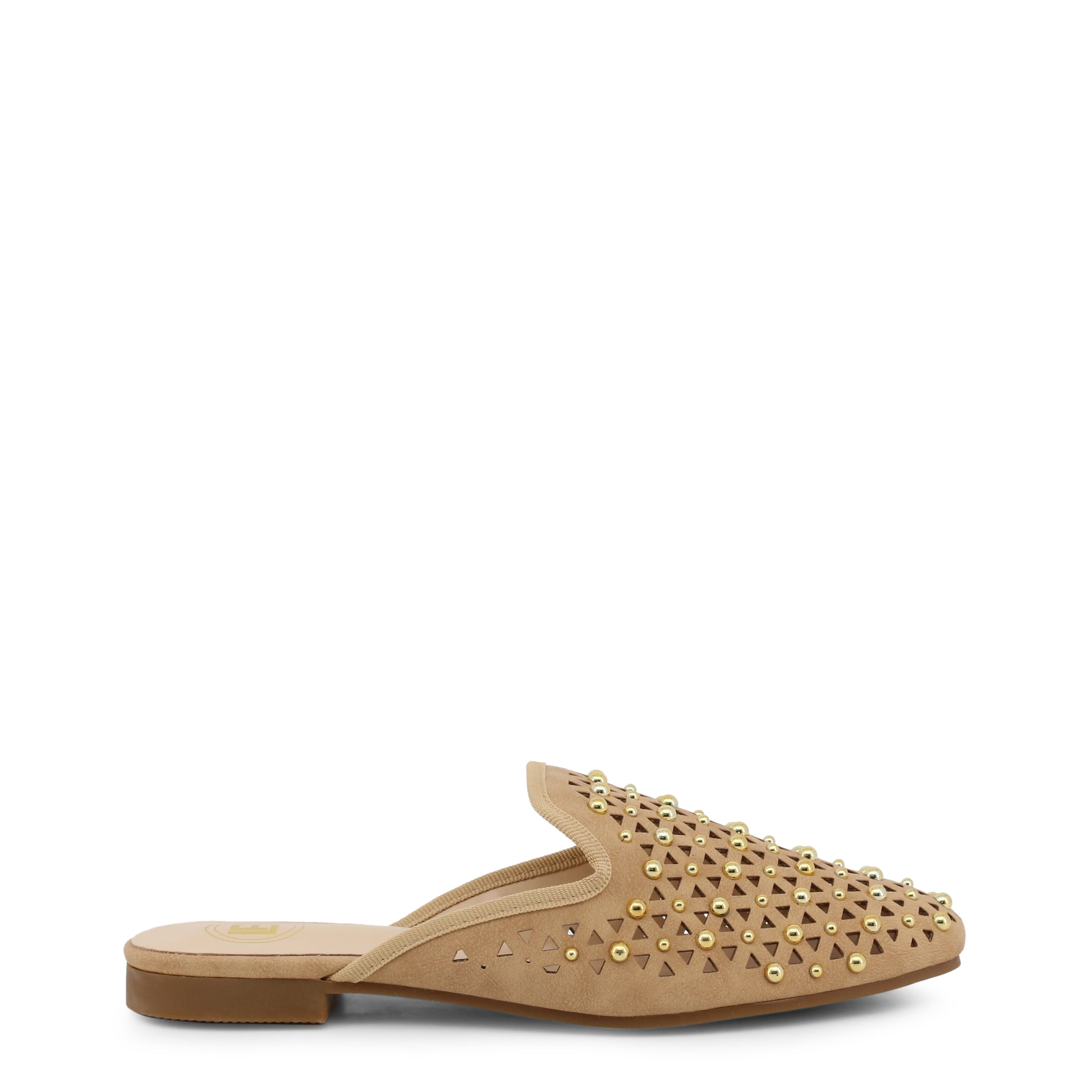 Laura Biagiotti - Studded Slip On Shoe