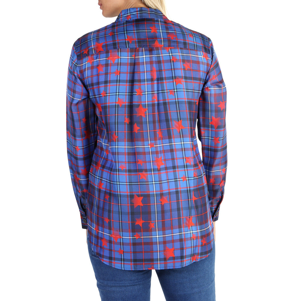 Tommy Hilfiger - BLUE FLANNEL