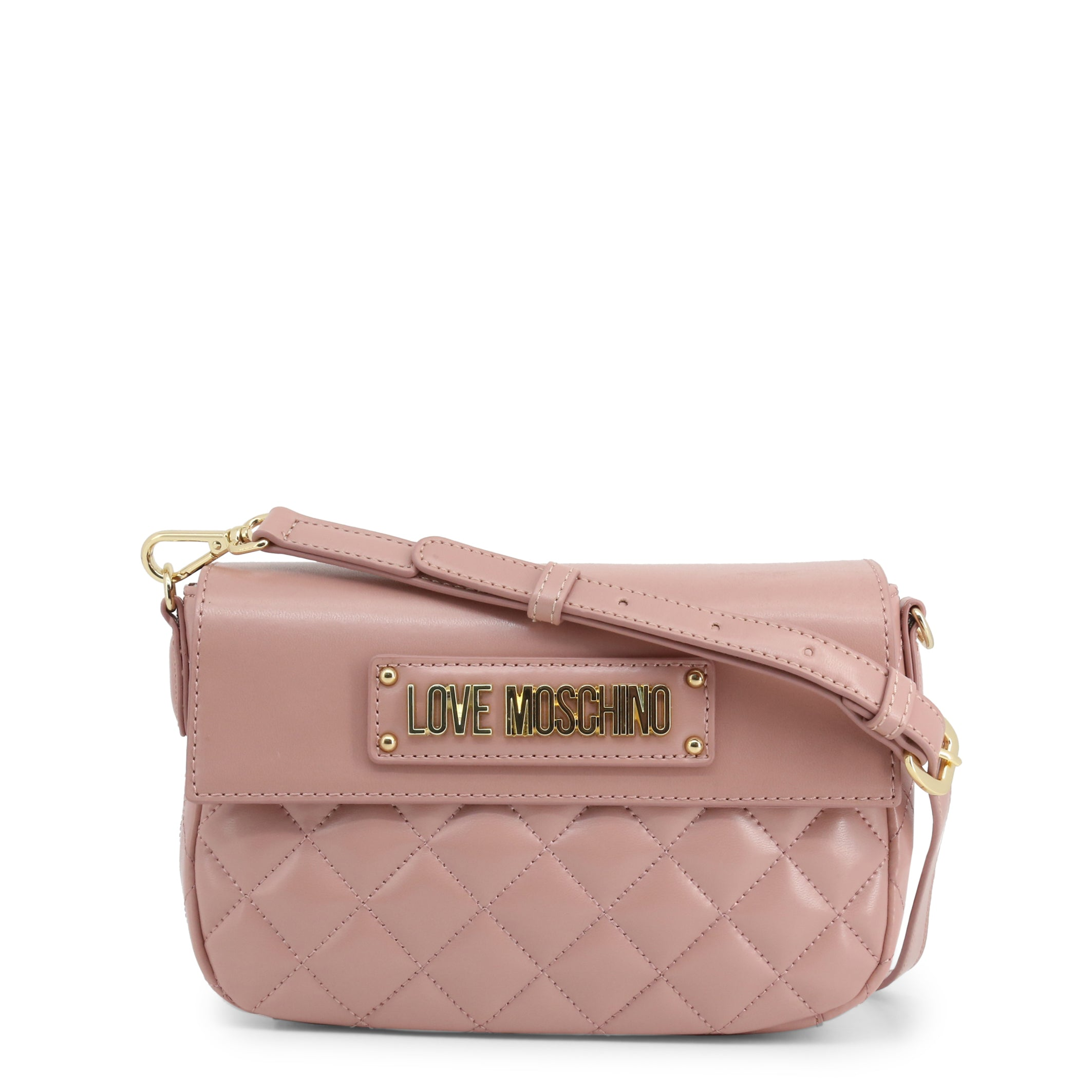 Love Moschino - SMALL QUILTED CROSS BODY