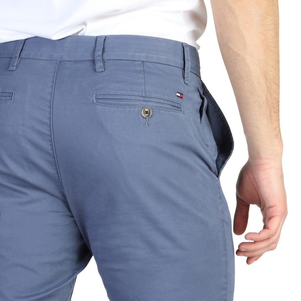 Tommy Hilfiger - BLUE TROUSERS