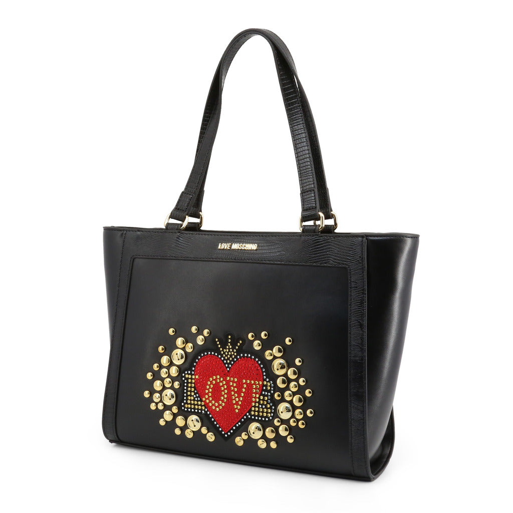 Love Moschino - QUEEN LOVE TOTE