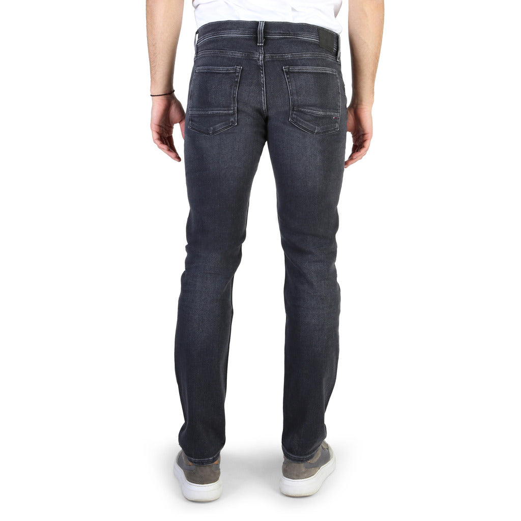 Tommy Hilfiger - MEN'S BLACK JEAN
