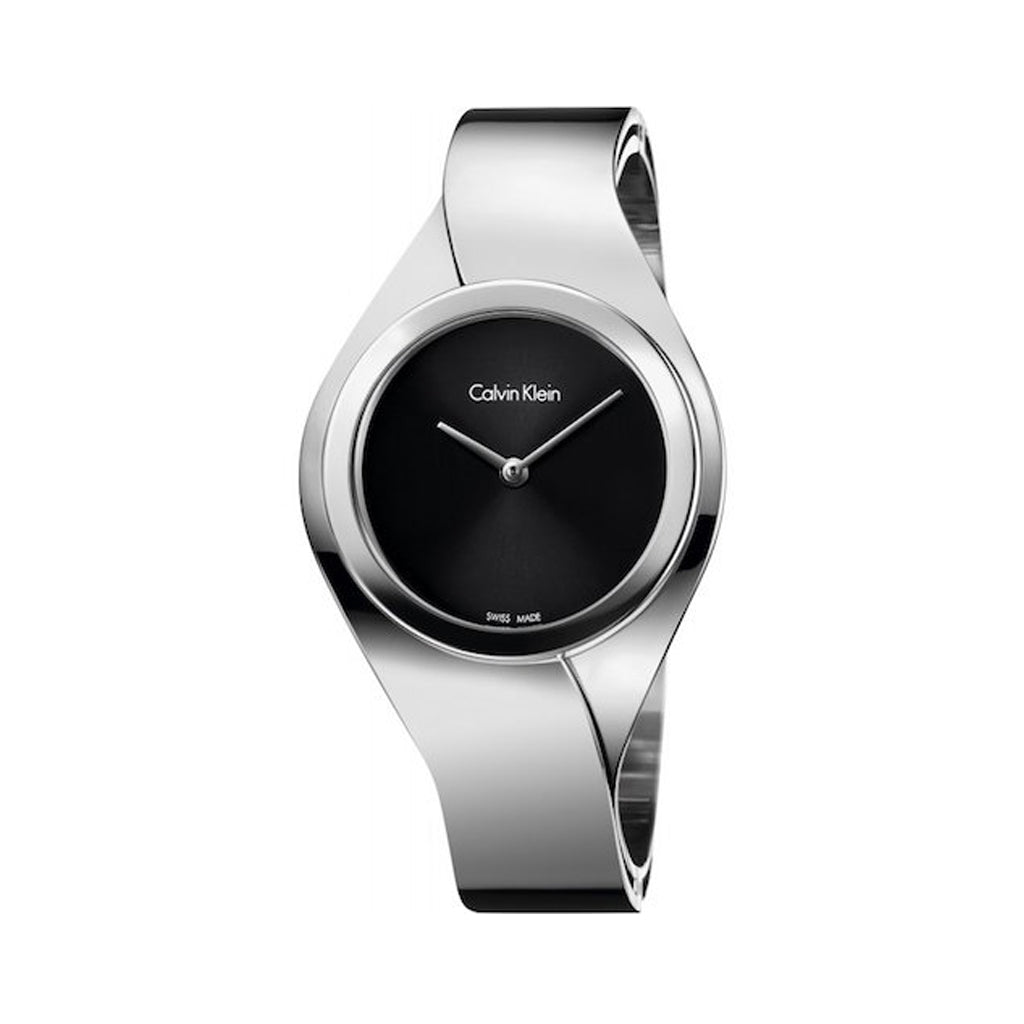 Calvin Klein - WOMEN'S STEEL TWIST WATCH