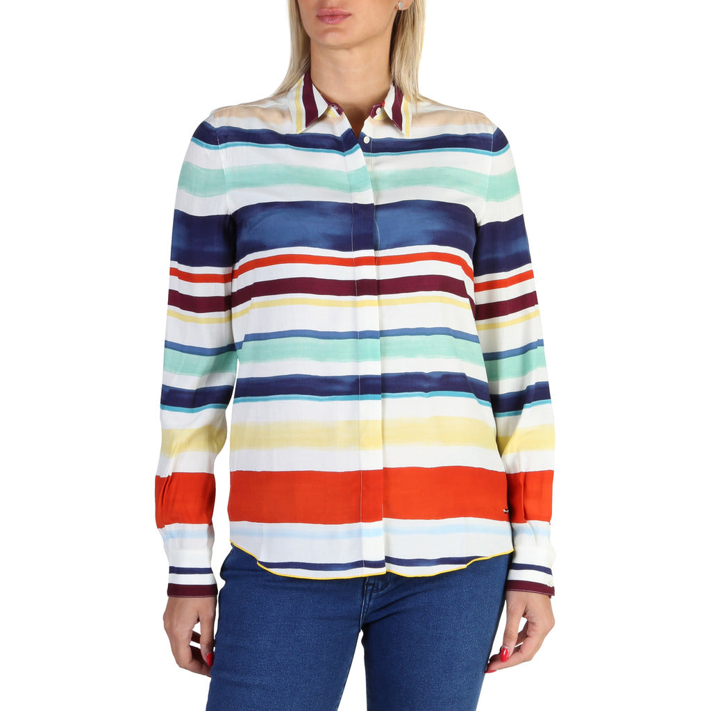 Tommy Hilfiger - STRIPED LONG SLEEVE