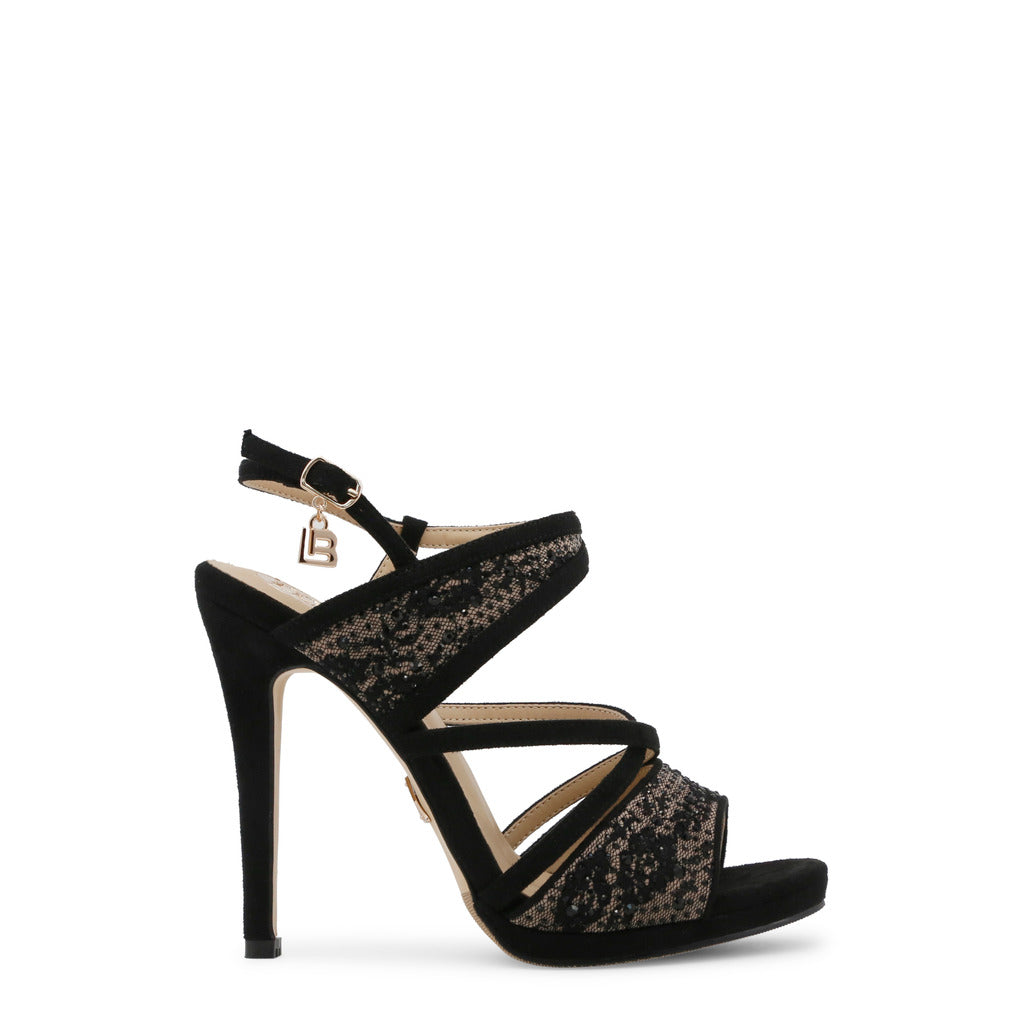 Laura Biagiotti - CLOTH BLACK PUMP
