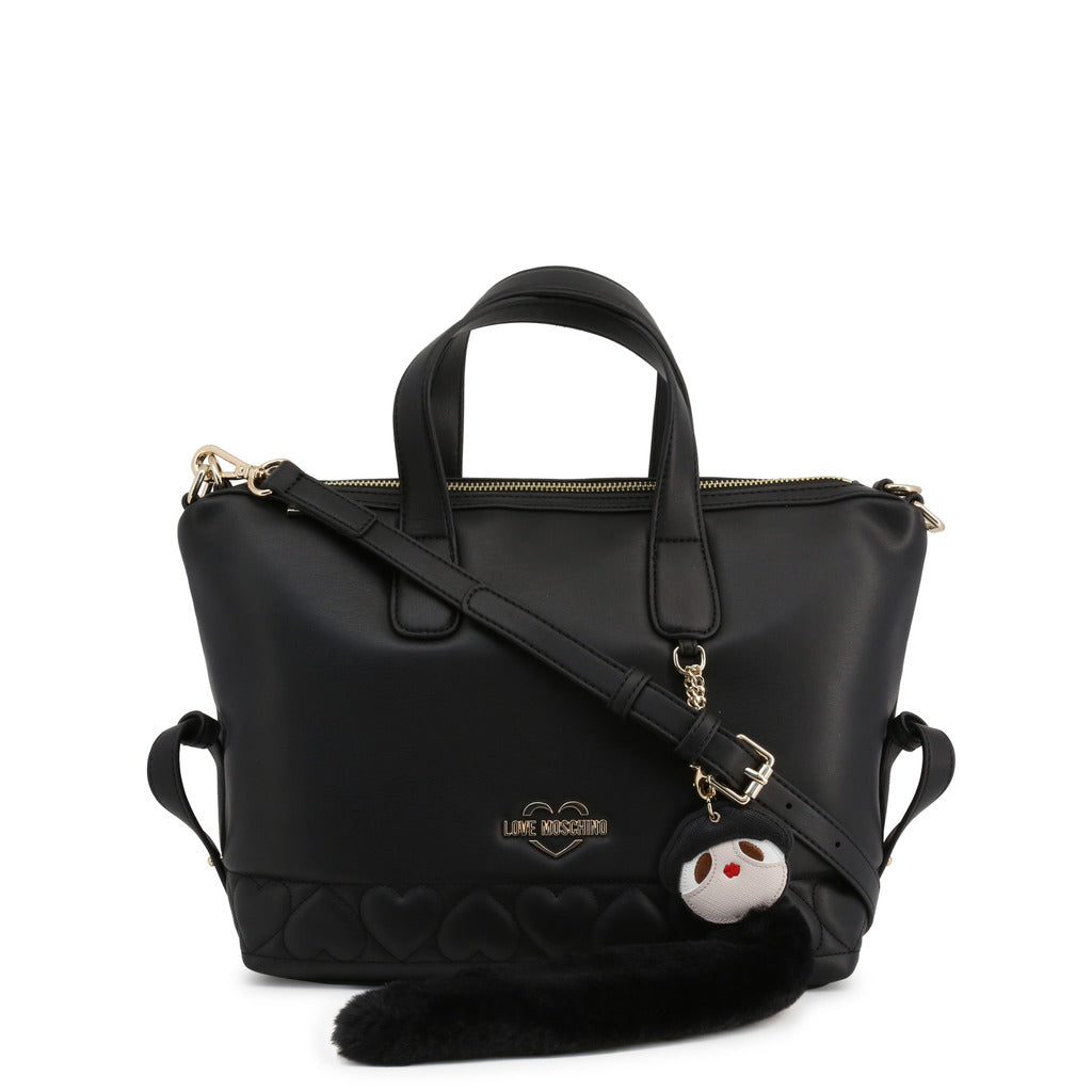 Love Moschino - TAILED SHOULDER BAG