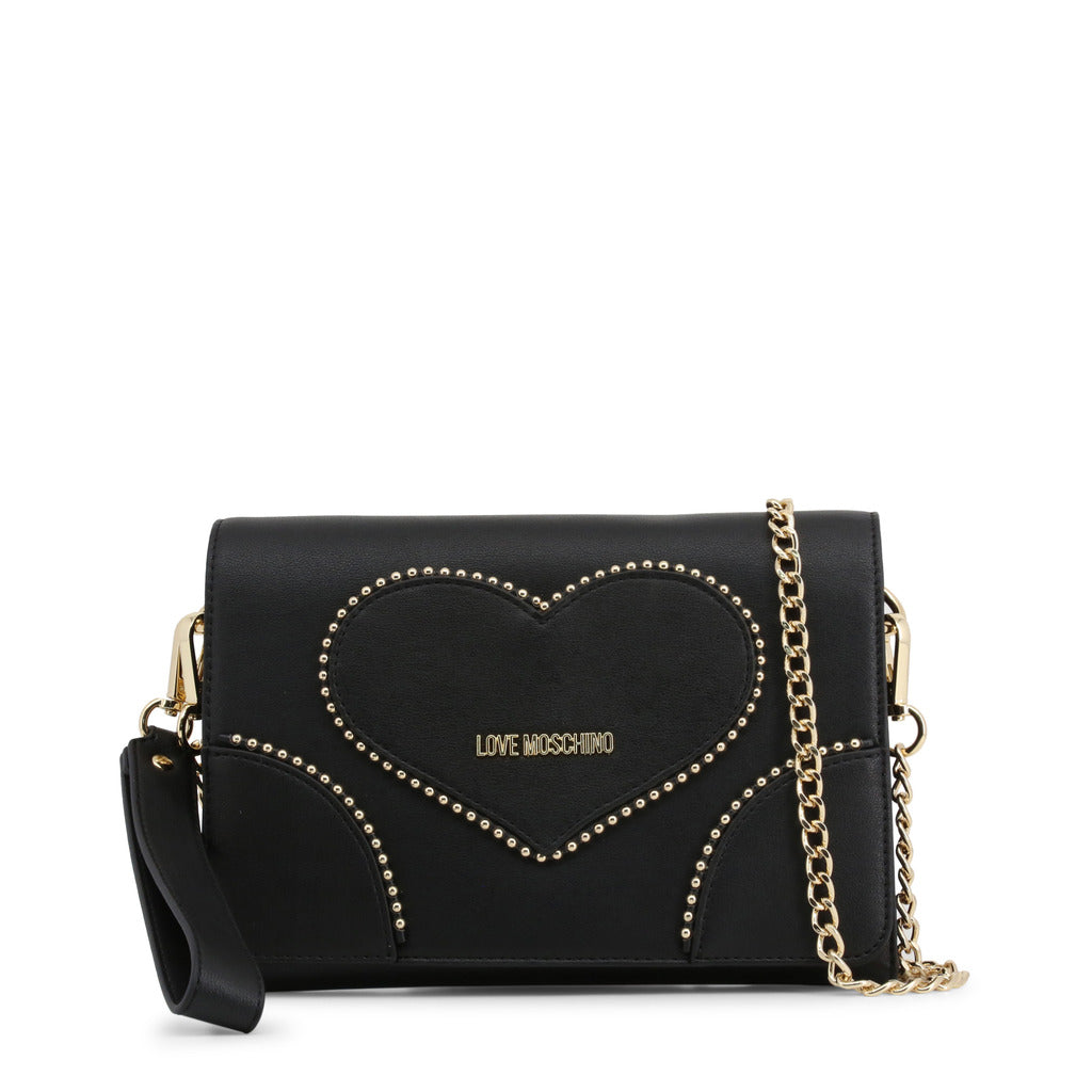 Love Moschino - CHAIN CLUTCH BAG