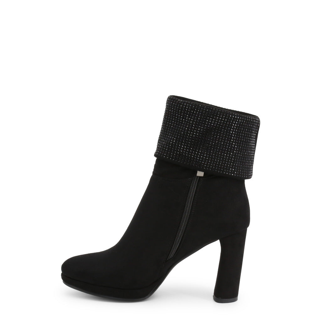 Laura Biagiotti - Patterned Ankle Boot