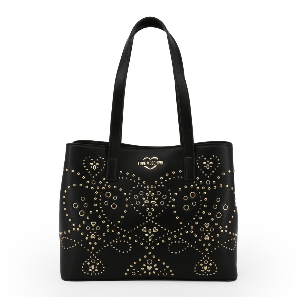 Love Moschino - BLACK TOTE