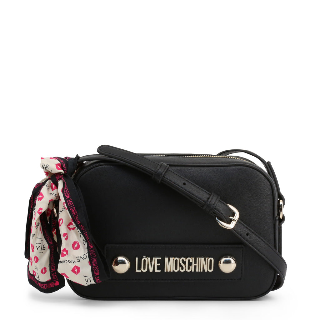 Love Moschino - BOW ROUNDED CROSS BODY
