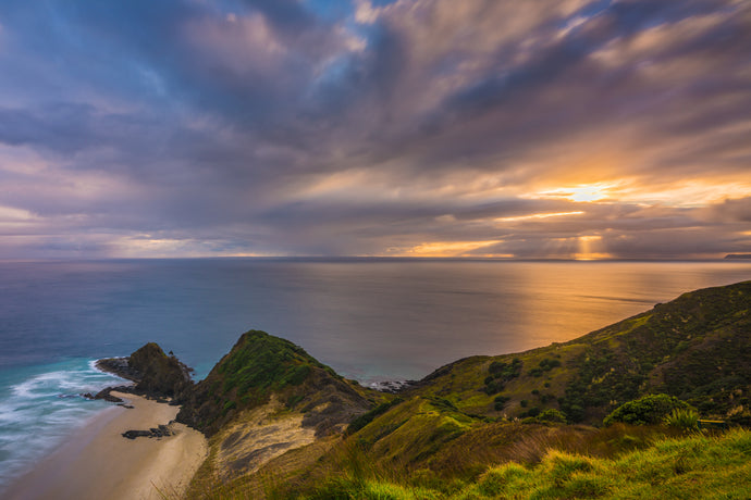 Cape Reinga Morning Glow