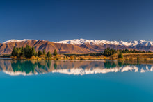 Load image into Gallery viewer, Lake Ruataniwha Bluebird Reflection