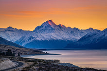 Load image into Gallery viewer, Mount Cook from Peter's Lookout