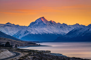 Mount Cook from Peter's Lookout