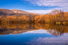 Load image into Gallery viewer, Twizel Lake Blue & Gold