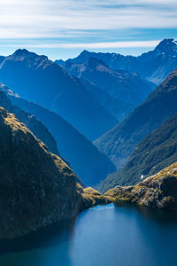 Fiordland Mountain Layers
