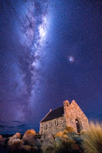 Load image into Gallery viewer, Tekapo Church Milky Way