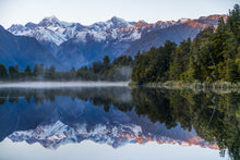 Load image into Gallery viewer, Lake Matheson First Light