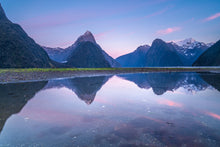 Load image into Gallery viewer, Milford Sound Pastel Dawn