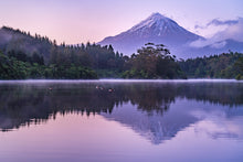 Load image into Gallery viewer, Lake Mangamahoe Dawn Reflections