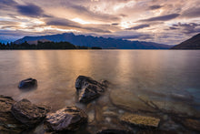 Load image into Gallery viewer, Queenstown Lake Morning Mood