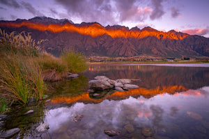 Remarkables on Fire