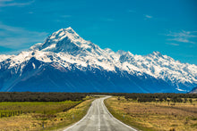Load image into Gallery viewer, Road to Mount Cook