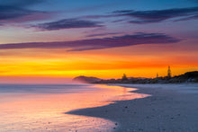 Load image into Gallery viewer, Waihi Beach Colourful Dawn
