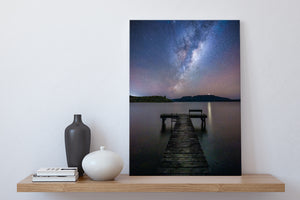 Lake Tarawera Jetty Astro