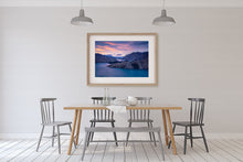 Load image into Gallery viewer, Lake Benmore Sunset Views
