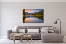 Load image into Gallery viewer, Lake Matheson Dawn Glow