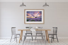 Load image into Gallery viewer, Lavender Field Purple Dawn