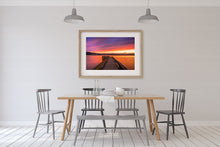 Load image into Gallery viewer, Matarangi Jetty Sunset Vibe