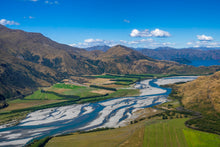 Load image into Gallery viewer, Matukituki Braided River View