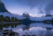 Load image into Gallery viewer, Misty Morning Milford Sound