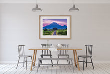 Load image into Gallery viewer, Dusky Road Mount Taranaki