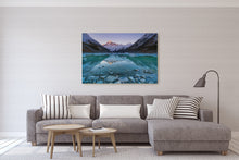 Load image into Gallery viewer, Mount Cook Hooker Lake Reflections