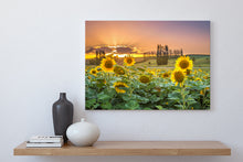 Load image into Gallery viewer, Sunflowers at Sunset
